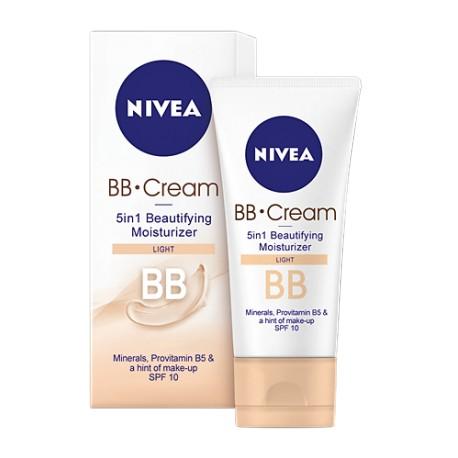 Cea mai buna crema bb-nivea cream light