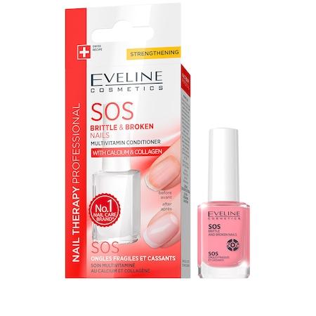 Tratament SOS pentru unghii rupte si fragile